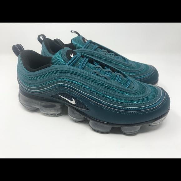 "ce7c7975e4d Nike Vapormax 97 ""Dark Metallic Sea"" WMS SZ 8.5"